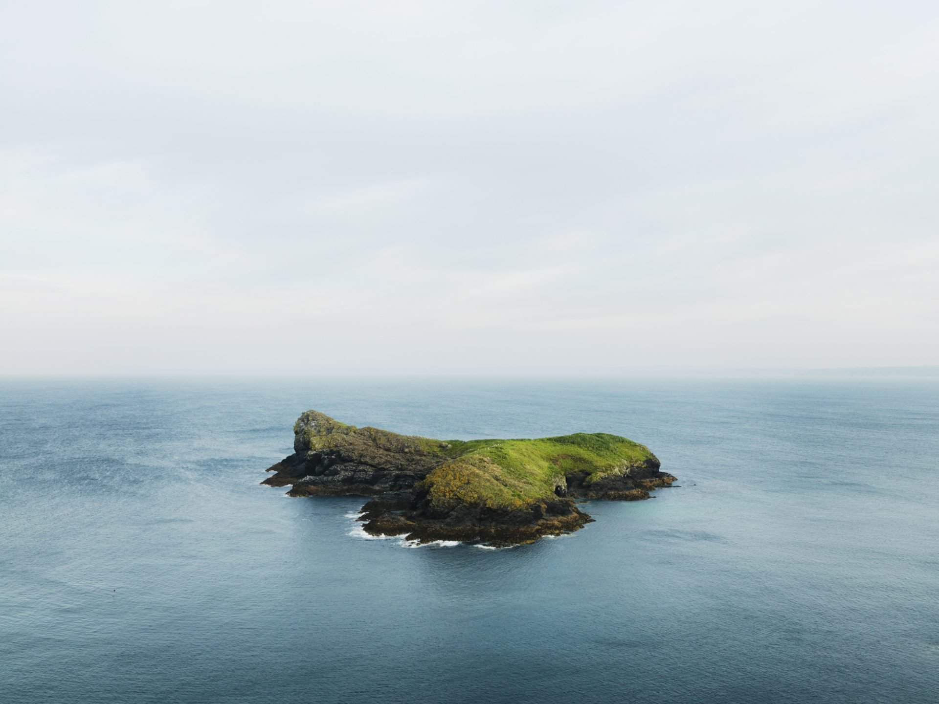 Mullion Island Cornwall 2012